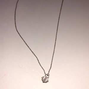 Dogeared Anchor Necklace